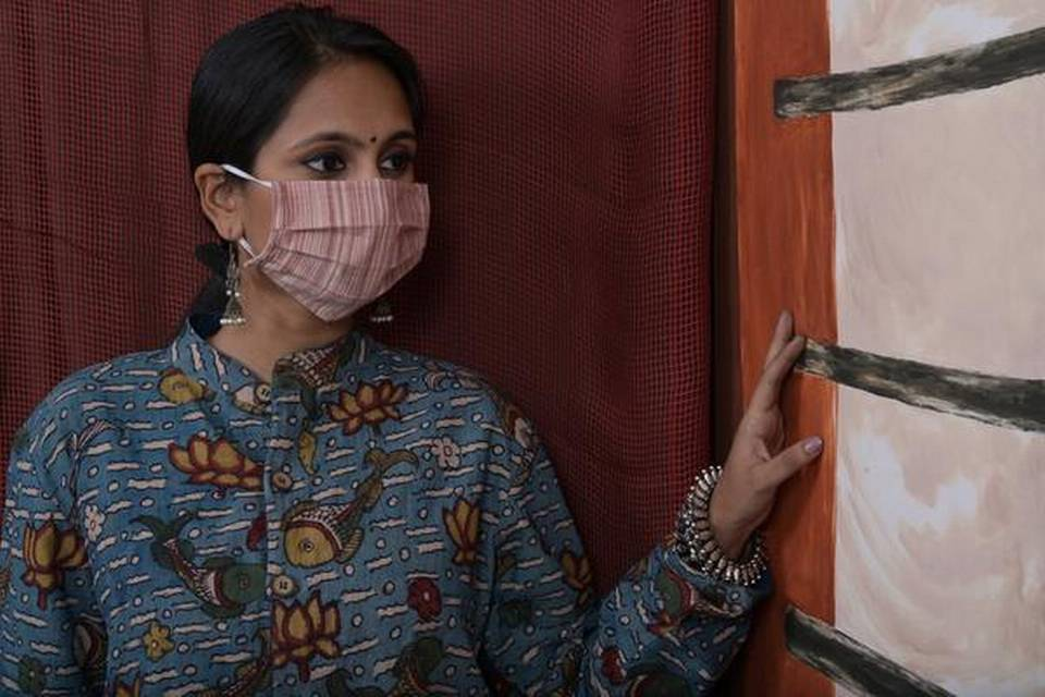 COVID-19: Sustainable, skin-friendly masks from women weavers of Andhra Pradesh and Telangana