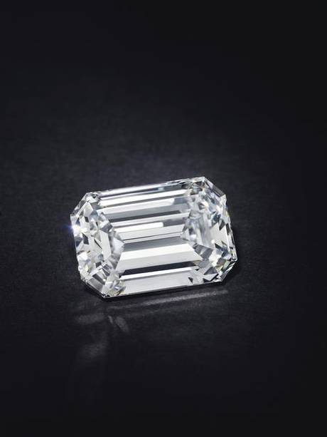 Hope in a diamond ring at Christie's upcoming auction