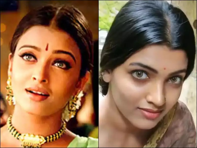 Aishwarya Rai Bachchan's doppelganger nails her dialogue from 'Kandukondein Kandukondein' and it is winning the internet